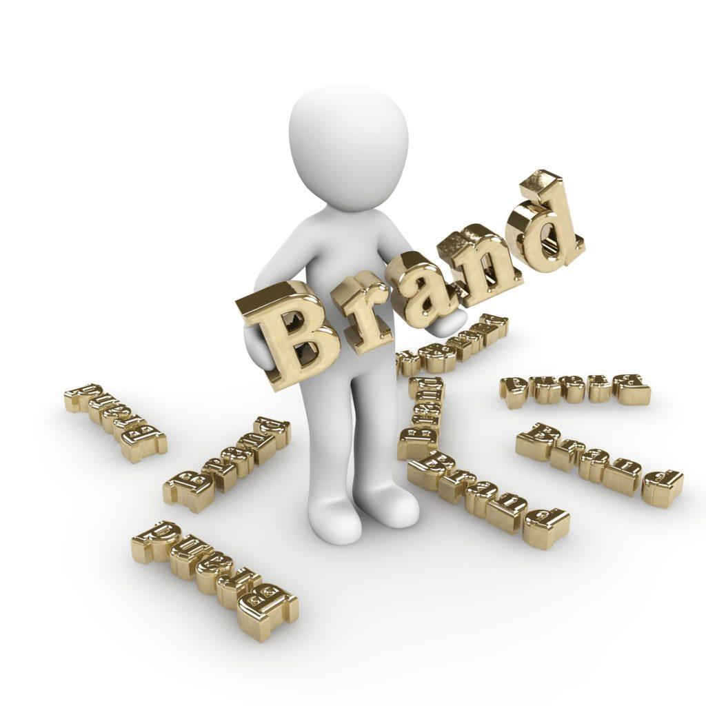 個人のブランドが生命線
