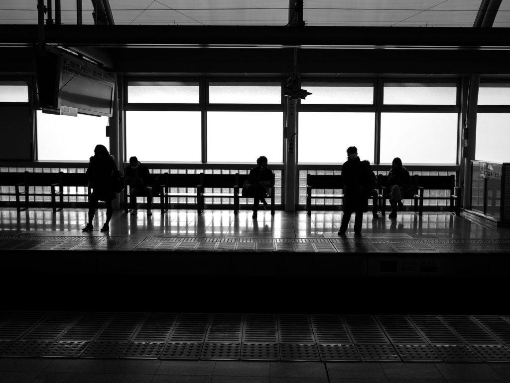 通勤に利用する地下鉄
