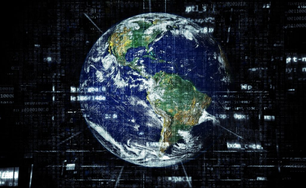 インターネットはワールドワイドな空間です。