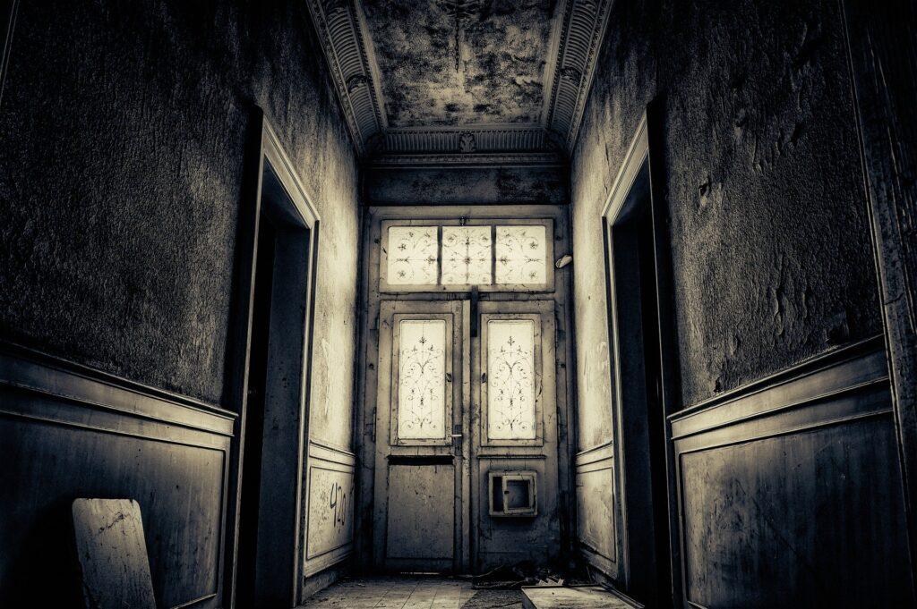 怖い家(?)