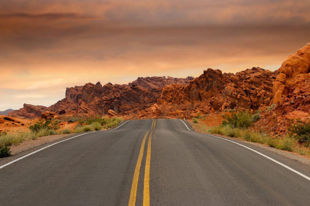 ブログの道の途中