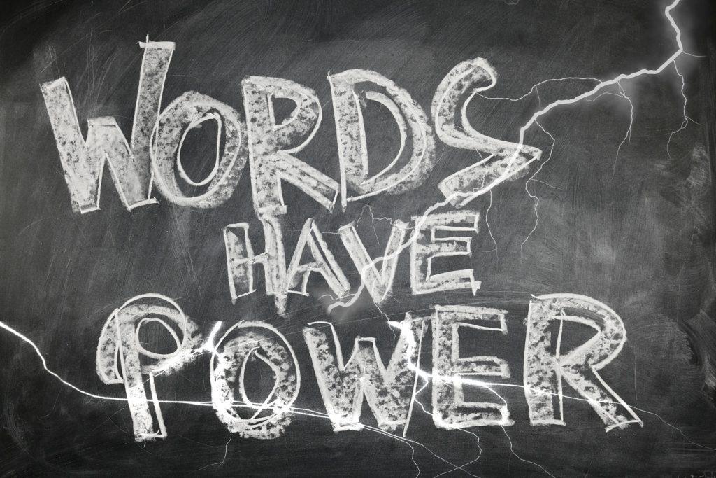 言葉の魔力
